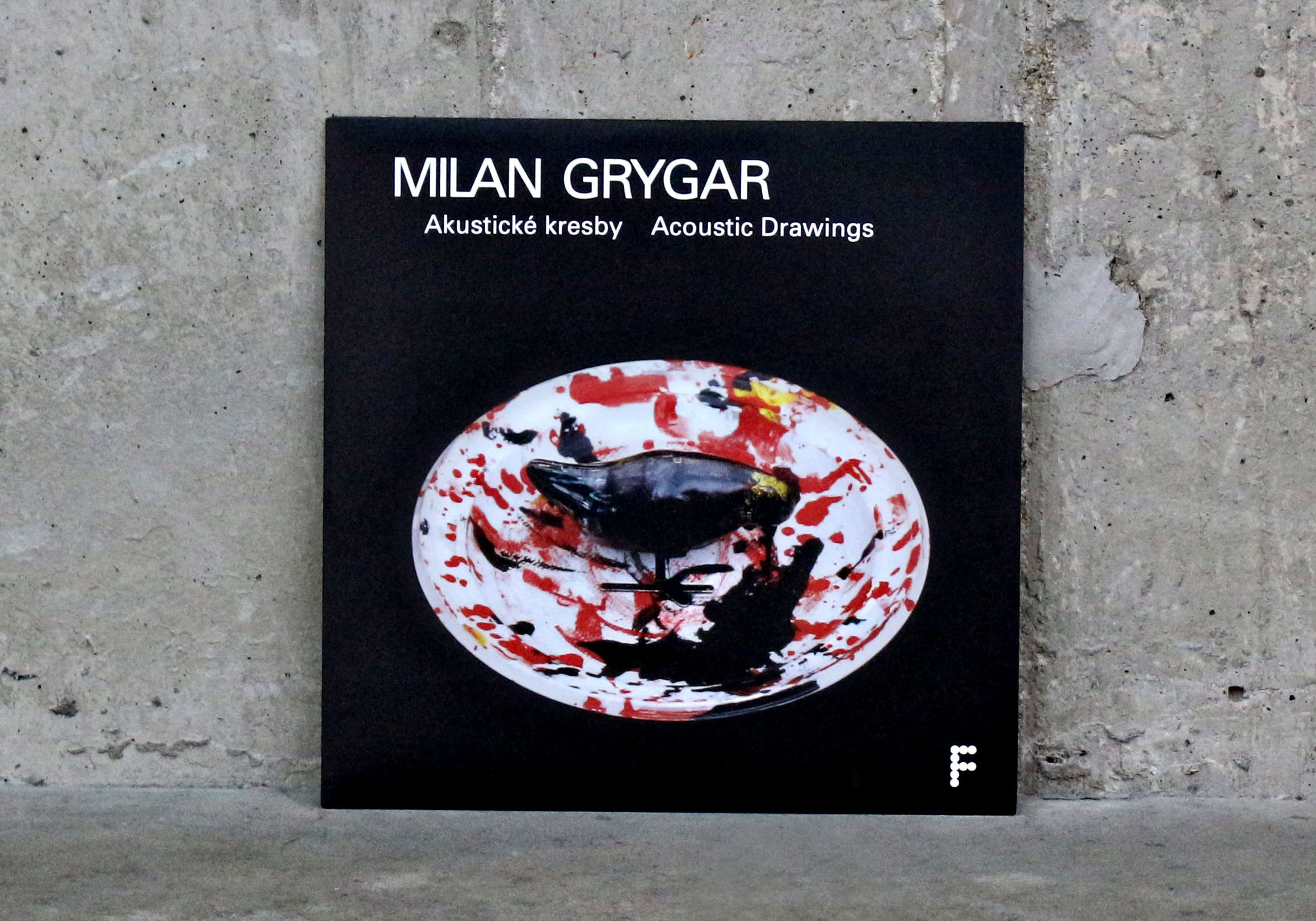 Milan Grygar Akusticke Kresby A Vizualni Partitury Fait Gallery Cz